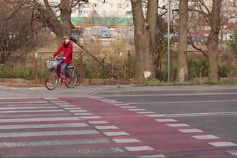 Як їздити на велосипеді в місті?