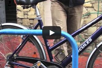 Чому крадуть велосипеди і як захиститись?