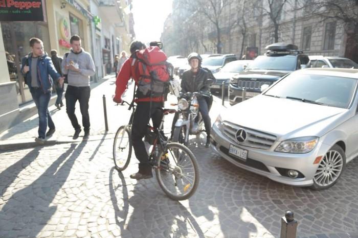 1Рейд по велодоріжках Львів ЛАВ