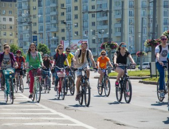 Результати підрахунку велосипедистів у вересні 2017