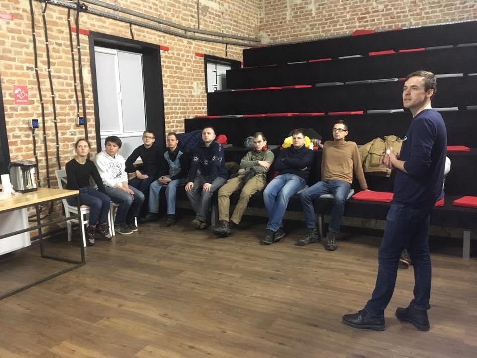 збори Львівської асоціації велосипедистів 2018